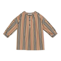 Burberry Girl's 'Stripes' Blouse