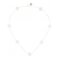 Tory Burch Women's 'Pearl Logo' Necklaces