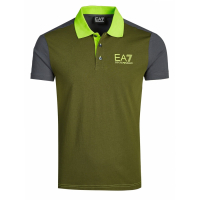 Emporio Armani Men's 'Slightly Body Shaped' Polo Shirt