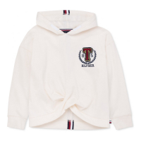 Tommy Hilfiger Big Girl's 'Twisted' Hoodie