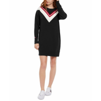 Tommy Hilfiger Robe 'Colorblocked Varsity Fleece' pour Femmes