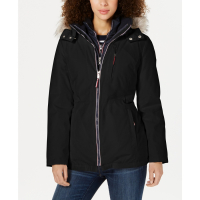 Tommy Hilfiger Women's 'Hooded' Parka