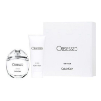 Calvin Klein 'Obsessed For Women' Set - 3 Unités