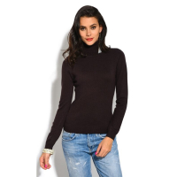 William De Faye Rollkragenpullover für Damen