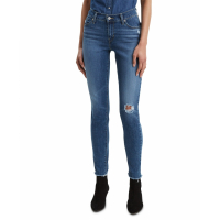 Levi's Women's 'Distressed Curvy-Fit Skinny' Jeans