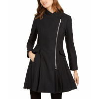 Guess Women's 'Asymmetrical Walker' Coat