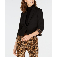 INC International Concepts Women's 'Cropped' Blazer