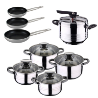 Cook & Chef 'Olla' Cookware set - 8 Units