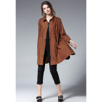 Jian Ruyi Women's Trench Coat