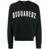 Dsquared2 Men's 'Contrasting Logo' Sweater