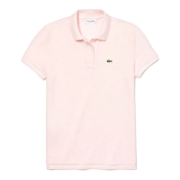 Lacoste Women's 'Soft Petit Piqué' Polo Shirt