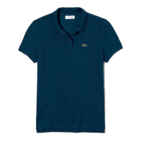 Lacoste Women's 'Classic Fit Soft Cotton Petit Piqué' Polo Shirt