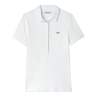 Lacoste Women's 'Mini Piqué' Polo Shirt