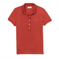 Lacoste Women's 'Slim Fit Stretch Mini' Polo Shirt