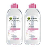 Garnier 'Skinactive All In One' Micellar Water - 400 ml, 2 Units