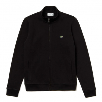 Lacoste Men's 'Zip Stand-Up Collar Fleece' Sweater