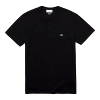 Lacoste Men's 'Henley Neck Pima Cotton Jersey' T-Shirt