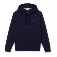 Lacoste Men's 'Hooded Cotton Jersey' T-Shirt