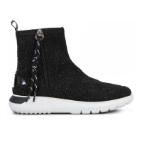 Hogan Kids Girl's Ankle Boots