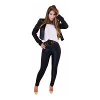 Body By Tacy Pantalon 'High-Waisted' pour Femmes