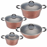 Cook & Chef Pots set - 8 Units