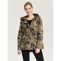 Hailys Women's 'Camou' Jacket