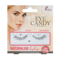 Eye Candy Faux cils 'Naturalise' - #102