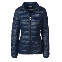 EA7 Emporio Armani Women's 'slightly body shaped' Jacket