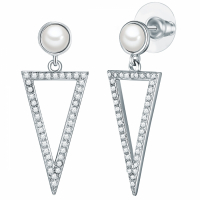 The Pacific Pearl Company Earring
