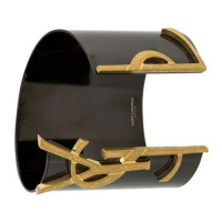 Saint Laurent Women's 'Monogram Cuff' Bracelet