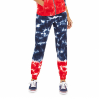 Tommy Hilfiger Women's 'Cotton Tie-Dyed' Sweatpants