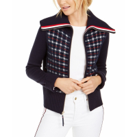 Tommy Hilfiger Women's 'Plaid  Jacket' Jacket