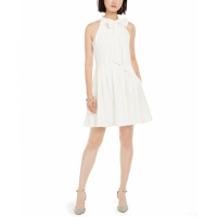 Vince Camuto Women's 'Bow-Neck' Dress