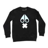 Moose Knuckles Boy's 'X-Mark' Sweater