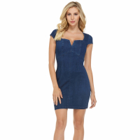 Guess Women's 'Juliana Denim' Mini Dress
