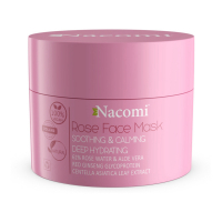 Nacomi 'Rose' Face Mask - 50 ml