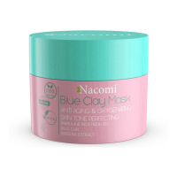 Nacomi 'Blue Clay - Anti-Aging' Face Mask - 50 ml