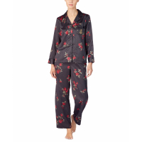 LAUREN Ralph Lauren Women's 'Satin' Pajama Set