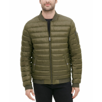 Guess Men's 'Quilted' Bomber Jacket