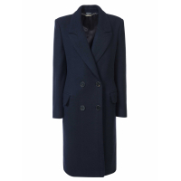Alexander McQueen Manteau 'Slightly Body Shaped' pour Femmes