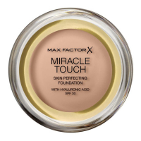 Max Factor Fond de teint 'Miracle Touch Liquid Ilusion' - 045 Warm Almond 11 g