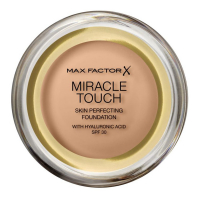 Max Factor Fond de teint 'Miracle Touch Liquid Ilusion' - 060 Sand 11 g