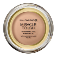 Max Factor Fond de teint 'Miracle Touch Liquid Ilusion' - 075 Golden 11 g