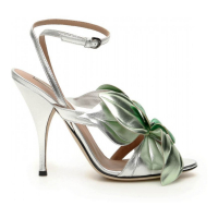 Marco De Vincenzo Women's 'Floral' Sandals