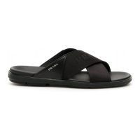 Prada Men's 'Criss Cross' Sandals