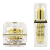 Hollywood Gold 24k 'Advanced Instant Lifting' Anti-age serum, Anti-Aging Cream - 2 Units