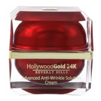 Hollywood Gold 24k 'Advanced Anti-Wrinkle Solution' Face Cream - 50 ml