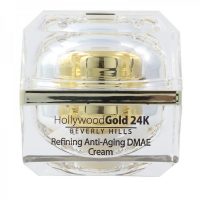 Hollywood Gold 24k 'Instant Lifting DMAE' Anti-Aging Cream - 50 ml