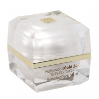 Hollywood Gold 24k 'Restoring Deep' Facial peeling - 50 ml