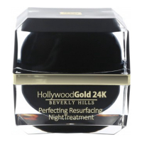 Hollywood Gold 24k 'Perfecting Resurfacing' Night Treatment - 50 ml